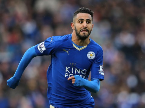 Leicester City's Riyad Mahrez rules out PSG transfer, says he's happy in England