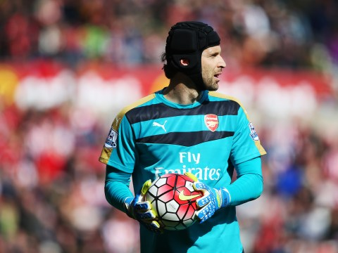 Petr Cech admits Tottenham Hotspur look set to finish above Arsenal in Premier League table