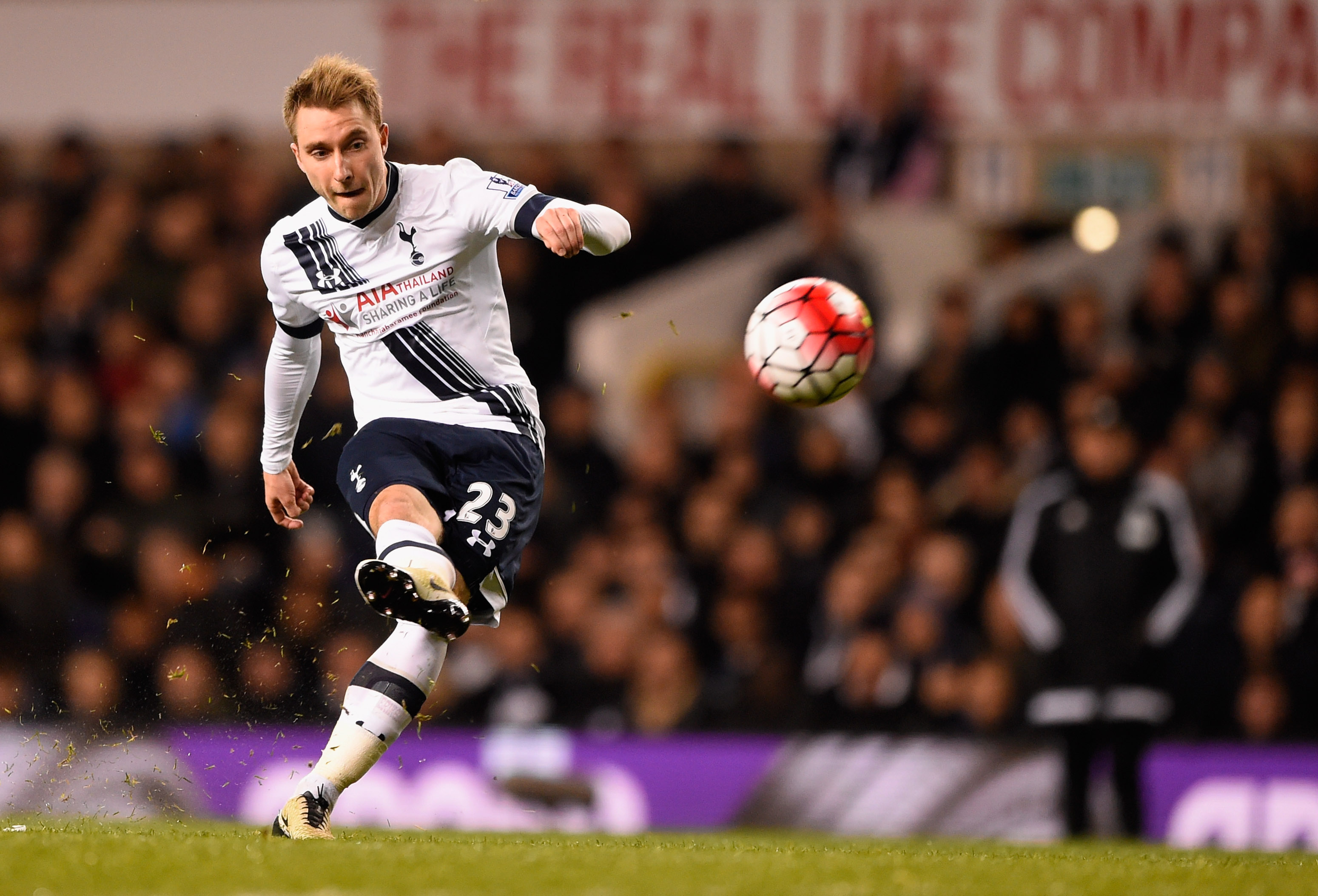 Tottenham star Christian Eriksen close to signing new contract
