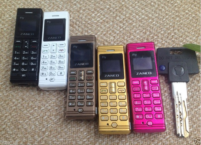The Zanco Fly Is The World S Smallest Phone And They Re Very Popular With Prisoners Metro News