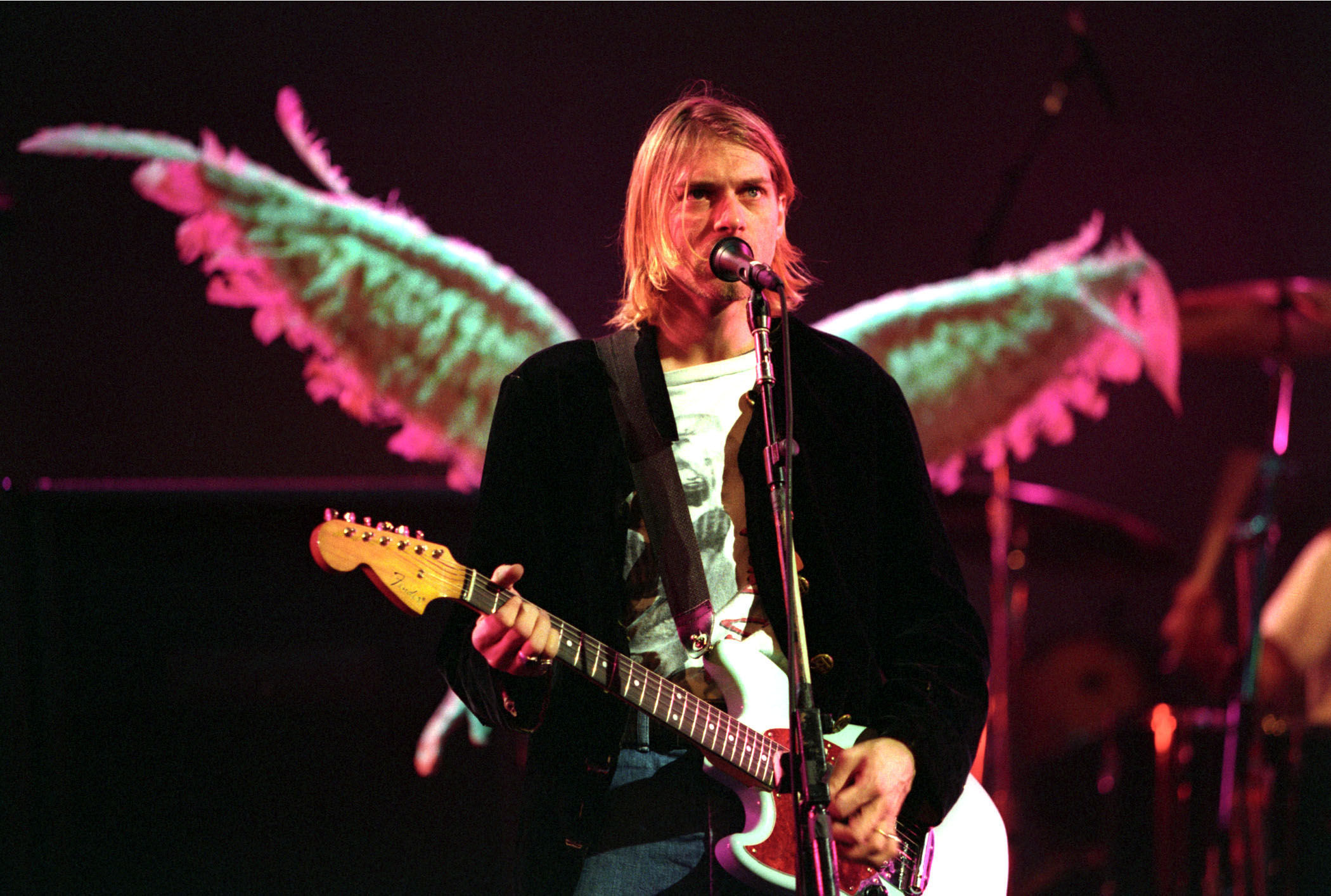 16 things you might not know about Kurt Cobain