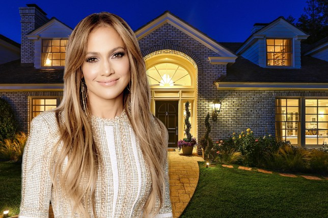 ENTS: Jennifer Lopez' Hidden Hills Home for Sale Credit: Getty Images/MPI/OIC