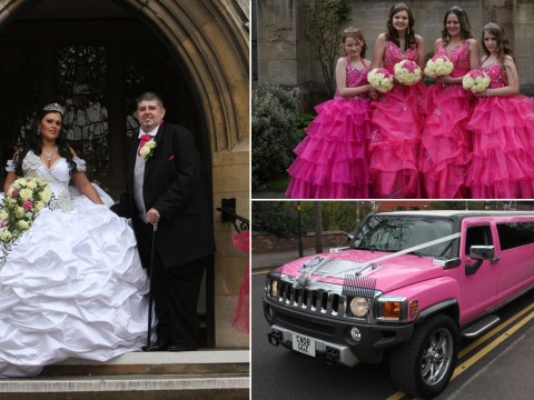You thought you'd seen the ultimate Gypsy wedding, wait until you see this!