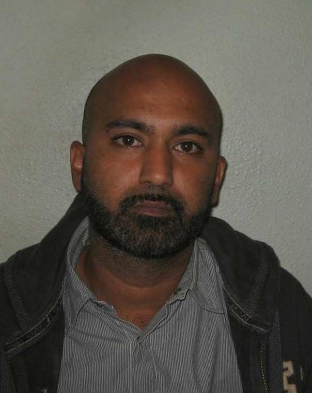 Undated Metropolitan Police handout photo of Safraz Ahmed, as he has been jailed for two years after he forced his wife to carry out household chores and regularly beat and threatened to kill her. PRESS ASSOCIATION Photo. Issue date: Friday April 1, 2016. Victim Sumara Iram was imprisoned, beaten and forced to carry out chores from 5am until midnight each day, leading her to try to take her own life by taking an overdose of painkillers. See PA story COURTS Servitude. Photo credit should read: Metropolitan Police/PA Wire NOTE TO EDITORS: This handout photo may only be used in for editorial reporting purposes for the contemporaneous illustration of events, things or the people in the image or facts mentioned in the caption. Reuse of the picture may require further permission from the copyright holder.