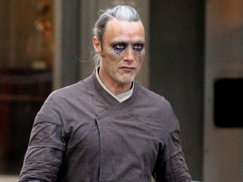Mads Mikkelsen arrives on Doctor Strange set, but which villain is he playing?