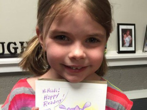 Authors come together to replace books little girl lost in house fire