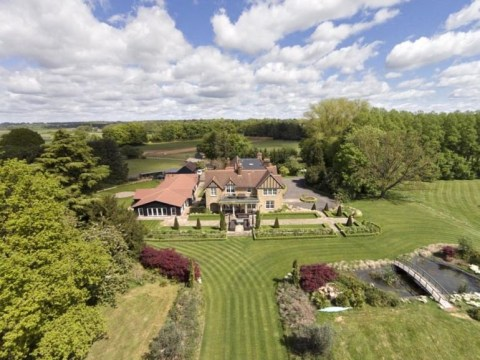 Cheryl Fernandez-Versini's former £7.5m mansion is on the market and it looks incredible