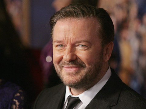 Ricky Gervais thinks people will do 'anything' to be famous