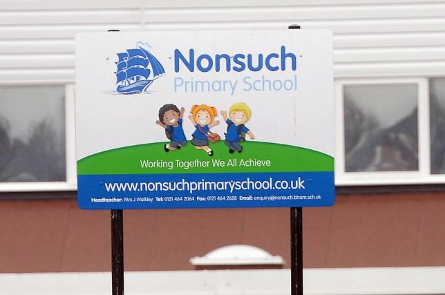 BPM MEDIAngeneral scene pictures of Nonsuch primary school in Wood Leasowe, Woodgate, Birmingham.