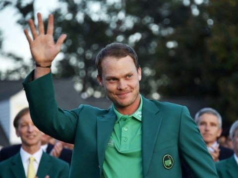 Danny Willett's brother steals limelight from 2016 Masters champion on Twitter