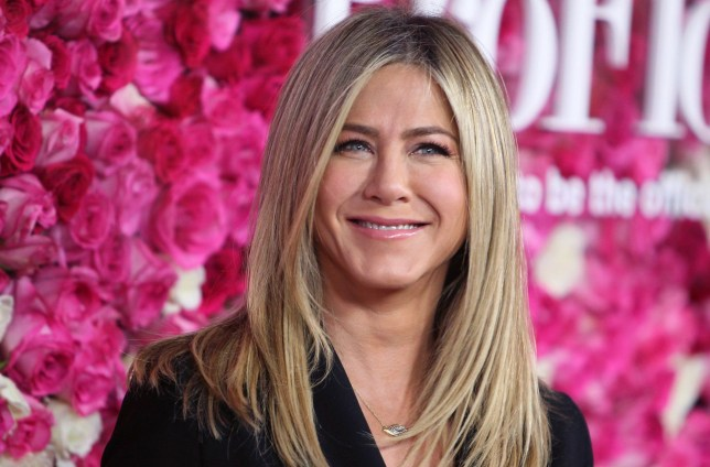 "HOLLYWOOD, CA - APRIL 13: Actress Jennifer Aniston attends the Open Roads World Premiere of ""Mother's Day"" at the TCL Chinese Theatre IMAX on April 13, 2016 in Hollywood, California. (Photo by David Livingston/Getty Images)"