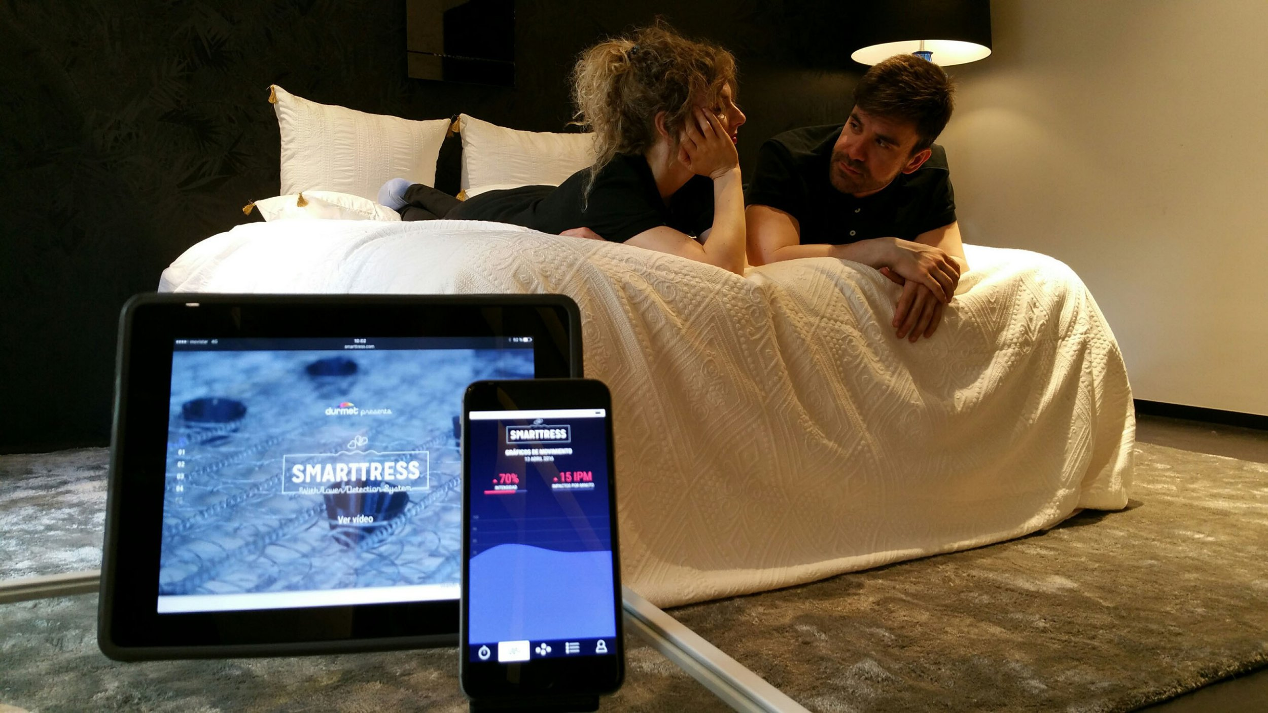 Is there really a mattress that tells you your partner is cheating?