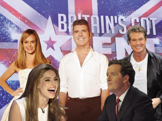 364be150 Every Britain's Got Talent judge from the show's 10 years ranked ...