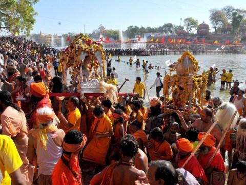 Kumbh Mela: How India's ancient trans community celebrated the world's biggest religious festival