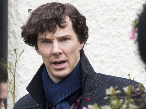 Sherlock is filming in South Wales – and here are the pics to prove it