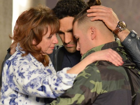 EastEnders spoilers: Bonnie Langford teases Darius could be joining the Kazemis in Walford