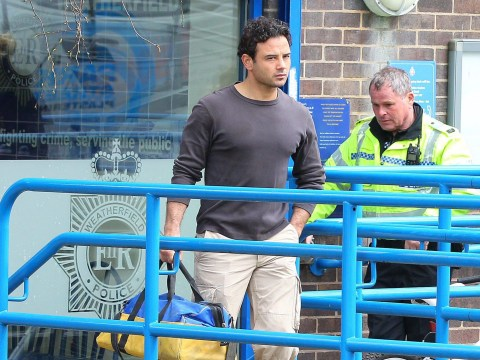 Corrie's Jason Grimshaw finds himself in trouble with the law, will it lead to Callum Logan murder arrest?