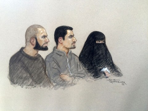 Two men from Birmingham appear in court charged with funding terrorism abroad