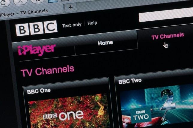 BEG8KX BBC iPlayer screenshot