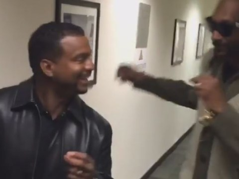 WATCH: Snoop Dogg just learnt the Carlton dance from Carlton Banks