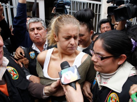 Second Peru drugs smuggler 'could be home in weeks'