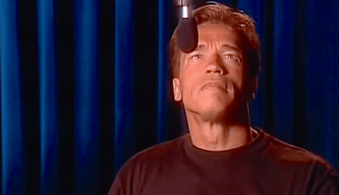 Arnold Schwarzenegger impersonator delivers DVD commentary on The Force Awakens, and it's EVERYTHING