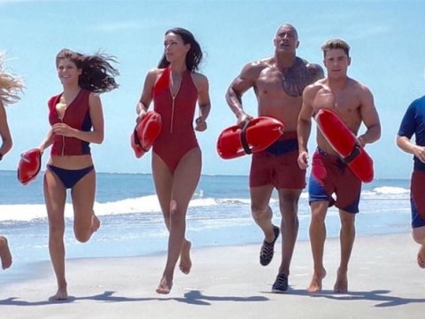 Zac Efron ruined the new Baywatch run for everyone and it's hilarious