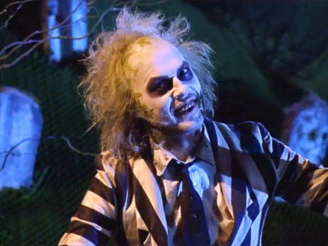 There's going to be a Beetlejuice musical on Broadway…