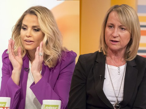 Carol McGiffin calls Loose Women 'desperate' for Katie Price hire: 'Where's their self-respect?'
