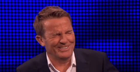 Another very rude question on The Chase has caused Bradley Walsh to lose control