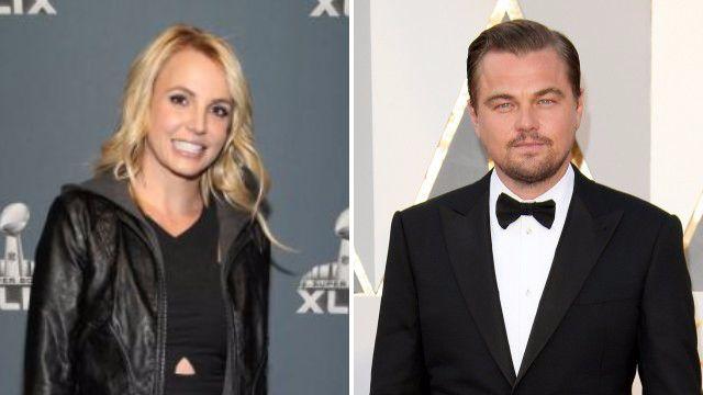 Britney Spears and Leo split