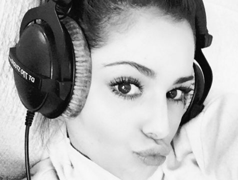 Cheryl hints at a new song with studio selfie and fans have a meltdown