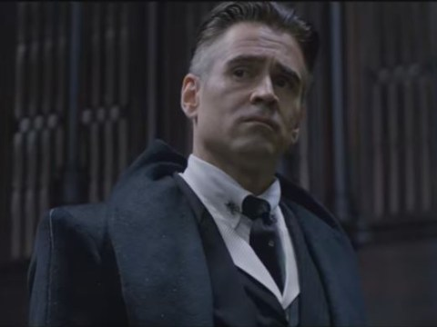 New Fantastic Beasts trailer introduces Colin Farrell and gives Dumbledore a mention