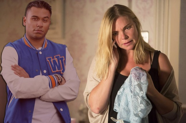 EastEnders spoilers: Fatboy to be revealed as Ronnie