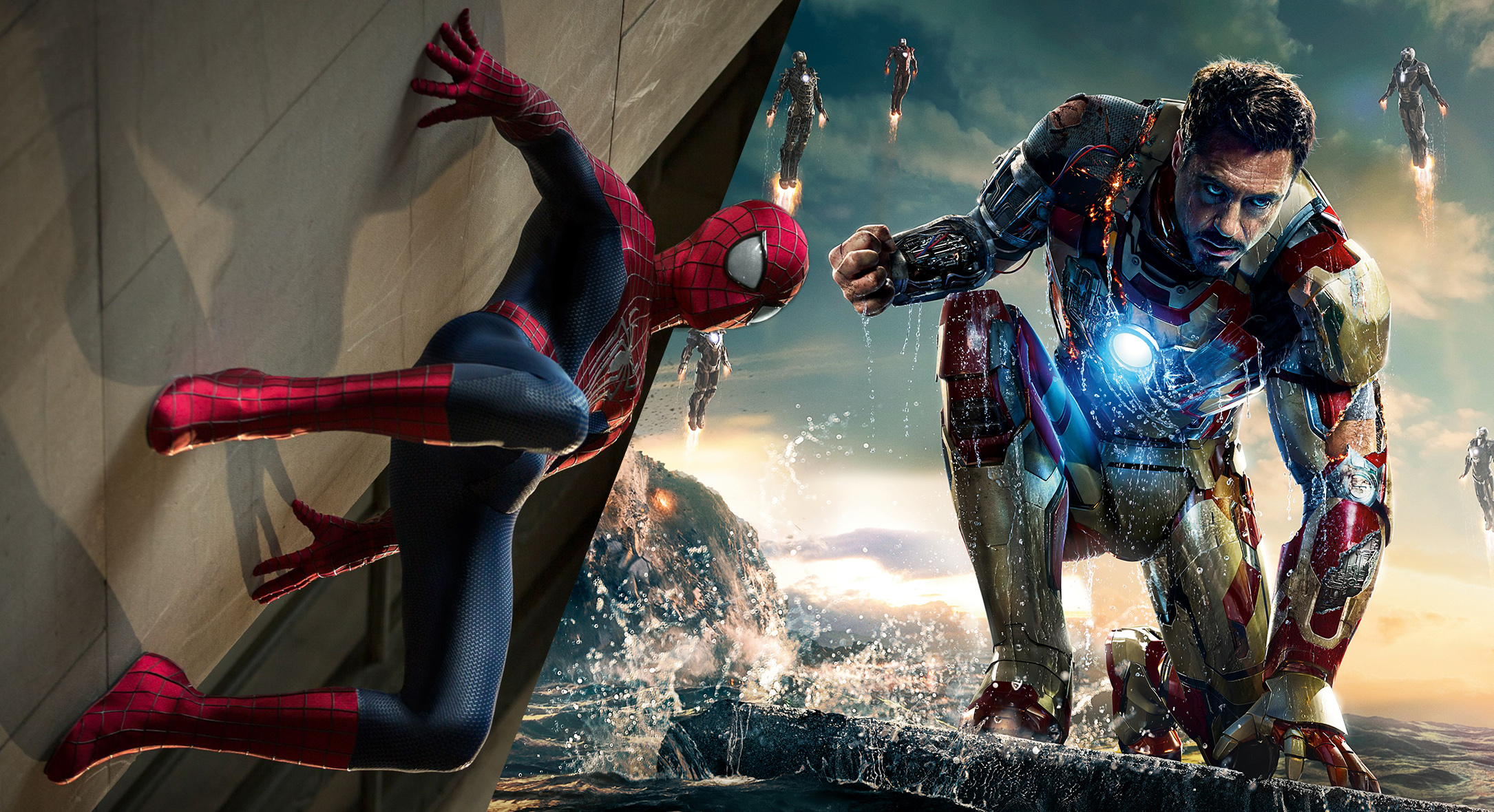 Yep Iron Man will be in the new Spider Man film