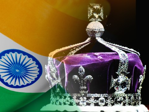 Now the Indian government says it DOES want the Koh-i-noor diamond