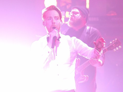 Viewers felt 'amateur singer' Ricky Wilson was shown up by his finalists on The Voice UK tonight