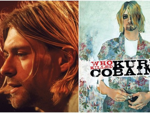 All those theories surrounding Kurt Cobain's death are being explored in a new graphic novel