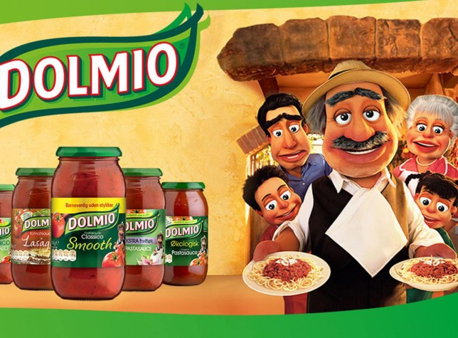 Dolmio and Uncle Ben's warn pasta sauce should only be eaten 'occasionally' Picture: Dolmio