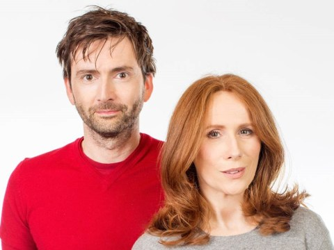 David Tennant and Catherine Tate are back in Doctor Who and it's AMAZING!