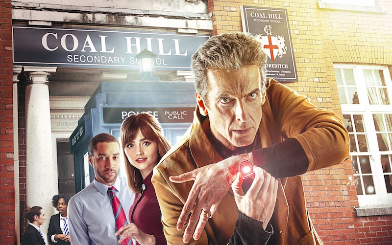 Peter Capaldi, Jenna Coleman and 5 more cameos we'd love to see in new Doctor Who spin-off Class