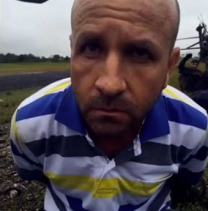 Gutierrez was eventually arrested by the Special Forces