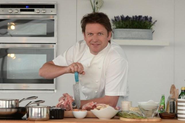 Former Saturday Kitchen Host James Martin Lands This Morning