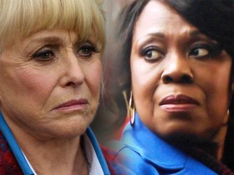EastEnders spoilers: Claudette Hubbard is back for a showdown with Peggy Mitchell