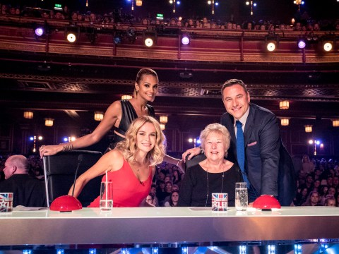 Britain's Got Talent 2016: David Walliams' mum Kathleen stands in for Simon Cowell as a judge