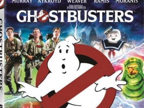 Of course Winston is missing from the cover of the new Ghostbusters Blu-Ray