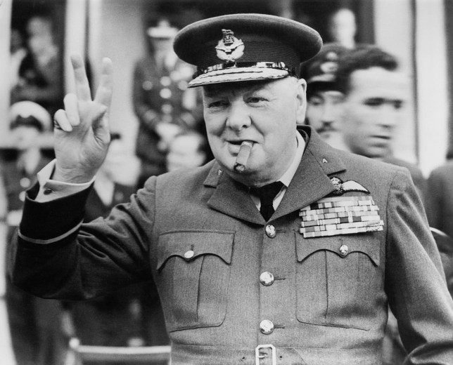 Winston Churchill's GP was a legend or just a bad doctor (Photo by Central Press/Hulton Archive/Getty Images)