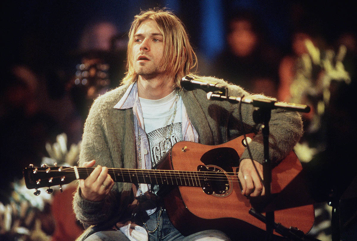 No, Nirvana front man Kurt Cobain didn't predict Donald Trump's presidency