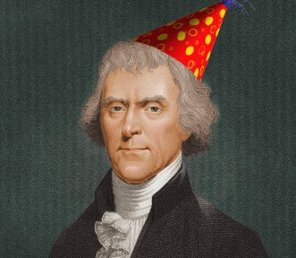 Thomas Jefferson birthday: Famous quotes & facts from founding father of  America | Metro News