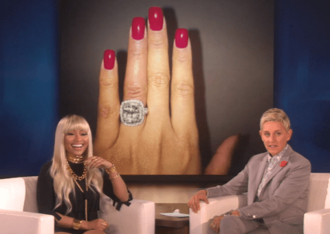 Forget what you heard, Nicki Minaj says she's SINGLE!